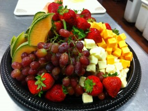 Fruit & Cheese Platter 2