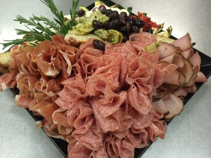Italian Meat & Cheese Platter 1 of 3